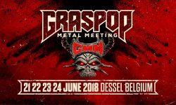 Vorbericht: Graspop Metal Meeting 2018 – 21. bis 24.06.2018 in Dessel (Belgien)