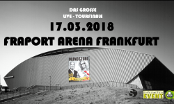 Live-Review: MUNDSTUHL, 17-03-2018, Fraport Arena / FFM